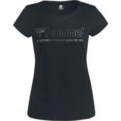 Hummel Classic Bee Perla T-Shirt Koszulka damska czarny. Czarne bluzki damskie marki Hummel, l. Za 99,90 zł.