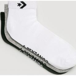 Converse - Skarpety (3-pack). Szare skarpetki męskie Converse, z elastanu. Za 39,90 zł.