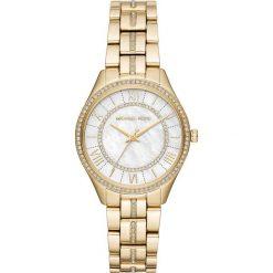 Zegarek MICHAEL KORS - Lauryn MK3899  Gold/Gold. Żółte zegarki damskie Michael Kors. Za 1295,00 zł.