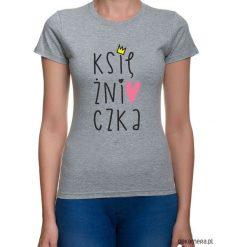 Bluzki z falbaną: koszulka damska. księżniczka