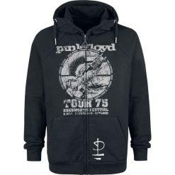Pink Floyd EMP Signature Collection Bluza z kapturem rozpinana czarny. Czarne bluzy męskie rozpinane marki Pink Floyd, na jesień, xl, z aplikacjami, z kapturem. Za 264,90 zł.