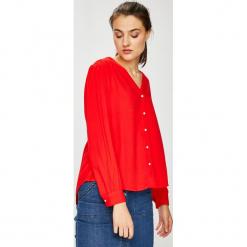 Levi's - Koszula. Brązowe koszule damskie Levi's®, m, z materiału, z długim rękawem. Za 259,90 zł.