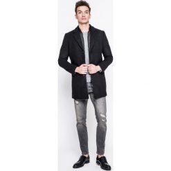 Płaszcze męskie: Tom Tailor Denim – Płaszcz