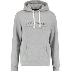 Bejsbolówki męskie: Jack Wills BATSFORD WILLS POPOVER Bluza z kapturem grey