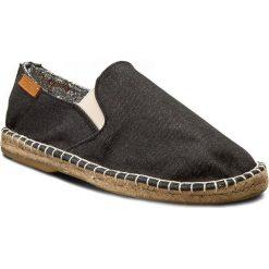 Espadryle męskie: Espadryle BIG STAR – W174087 Czarny Jeans