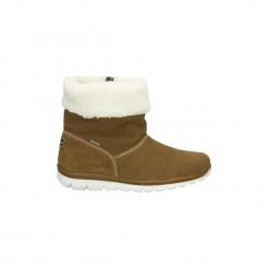 Śniegowce Primigi  23893. Brązowe buty zimowe damskie marki Primigi. Za 351,56 zł.