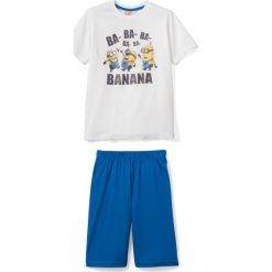 Odzież chłopięca: Piżama ze spodenkami 3 – 12 lat