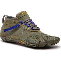 Buty trekkingowe damskie: Buty VIBRAM FIVEFINGERS - V-Trek 18W7402 Military/Purple