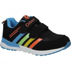 Czarne buty sportowe sznurowane Casu F-668. Czarne buciki niemowlęce Casu, na sznurówki. Za 59,99 zł.