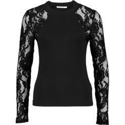 Bluzki asymetryczne: Ivyrevel AURORE Bluzka z długim rękawem black