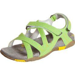 """Rzymianki damskie: Sandały trekkingowe """"Bali"""" w kolorze jasnozielonym"""