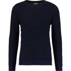 Swetry klasyczne męskie: Selected Homme SHHREED CREW NECK Sweter maritime blue