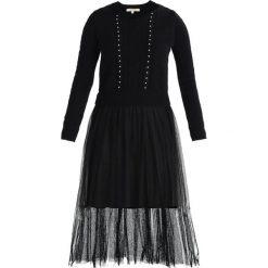 Sukienki: Derhy BANZAI  Sukienka dzianinowa noir