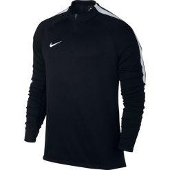 Nike Koszulka męska Squad czarna r. S (807063 010). Czarne koszulki sportowe męskie marki Nike, m. Za 146,37 zł.