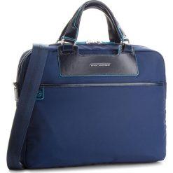 Torba na laptopa PIQUADRO - CA1903CE Blu. Niebieskie torby na laptopa Piquadro, z materiału. W wyprzedaży za 709,00 zł.