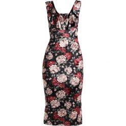 Sukienki hiszpanki: WAL G. FLOWER PRINT Sukienka koktajlowa multicoloured