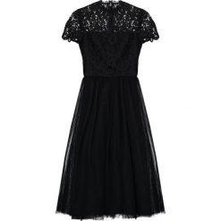 Sukienki hiszpanki: Chi Chi London Tall BRONTE Sukienka koktajlowa black