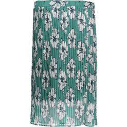 Spódniczki z wysokim stanem: Spódnica w kolorze turkusowym