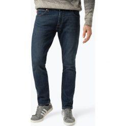 Wrangler - Jeansy męskie, niebieski. Niebieskie jeansy męskie Wrangler. Za 379,95 zł.