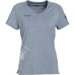 Mammut TROVAT WOMEN Tshirt z nadrukiem jay melange. Niebieskie t-shirty damskie Mammut, l, z nadrukiem, z elastanu. Za 209,00 zł.