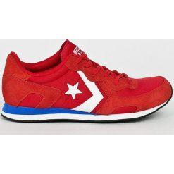 Converse - Buty. Szare buty skate męskie Converse, z materiału, na sznurówki. W wyprzedaży za 239,90 zł.