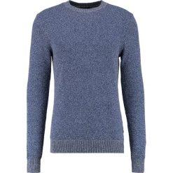 J.LINDEBERG PATRICK Sweter dusty blue. Niebieskie swetry klasyczne męskie J.LINDEBERG, l, z bawełny. W wyprzedaży za 407,20 zł.