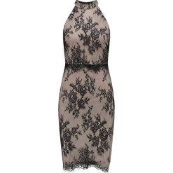 Sukienki: New Look GO FINE HALTER Sukienka etui black