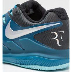 Buty trekkingowe męskie: Nike Performance AIR ZOOM VAPOR X CLAY Obuwie do tenisa Outdoor green abyss/multicolor/bleach