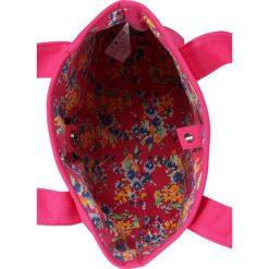 Polo Ralph Lauren Torba na zakupy fuchsia/white. Czerwone shopper bag damskie Polo Ralph Lauren. W wyprzedaży za 307,30 zł.