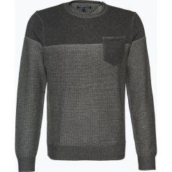 Swetry klasyczne męskie: Tommy Hilfiger – Sweter męski – Benton, szary