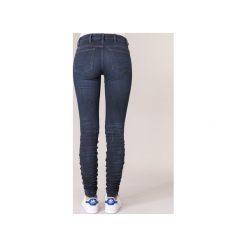 Jeansy skinny G-Star Raw  5620 STAQ 3D MID SKINNY WMN. Czerwone jeansy damskie skinny marki G-Star RAW, l, z bawełny. Za 527,20 zł.