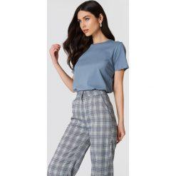 NA-KD Trend T-shirt Women - Blue - 2