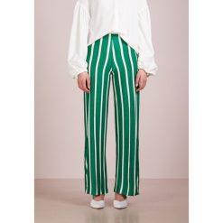 Spodnie sportowe damskie: By Malene Birger LASSIN Spodnie treningowe green garden