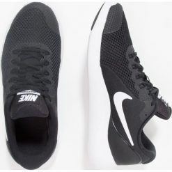 Buty do biegania damskie: Nike Performance LUNAR APPARENT Obuwie do biegania treningowe black/white/cool grey