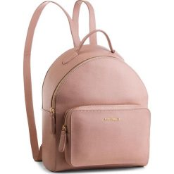 Plecak COCCINELLE -  DF5 Clementine E1 DF5 14 01 01  Pivoine P08. Czerwone plecaki damskie Coccinelle, ze skóry, eleganckie. Za 1249,90 zł.