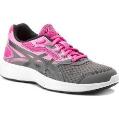 Buty sportowe damskie: Buty ASICS - Stormer T791N Carbon/Black/Pink Glow 9790