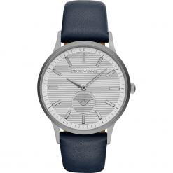 Zegarek EMPORIO ARMANI - Renato AR11119  Blue/Gunmetal. Niebieskie zegarki męskie Emporio Armani. Za 809,00 zł.