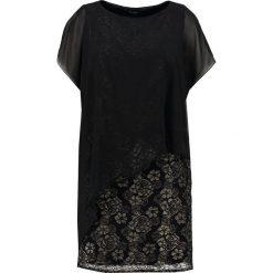 Sukienki hiszpanki: Evans OVERLAY DRESS Sukienka koktajlowa black