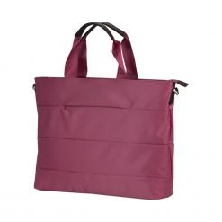 """Sumdex KCB-72 15"""" - 16"""" różowa. Czerwone torby na laptopa Sumdex, z materiału. Za 99,00 zł."""