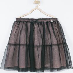 Spódnica. Czerwone spódniczki dziewczęce z falbankami FAVORITE, z gumy. Za 69,90 zł.