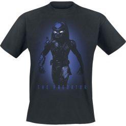 Predator Shadow T-Shirt czarny. Czarne t-shirty męskie Predator, l, z nadrukiem, z okrągłym kołnierzem. Za 74,90 zł.
