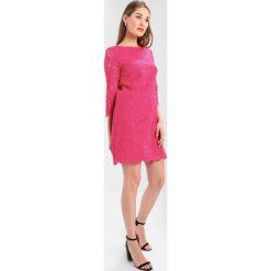 Sukienki hiszpanki: comma KURZ Sukienka letnia pink