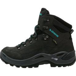 Lowa RENEGADE GTX MID Buty trekkingowe anthrazit/türkis. Szare buty trekkingowe damskie marki Lowa. Za 809,00 zł.