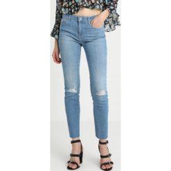 Miss Sixty BETTIE CROPPED Jeans Skinny Fit blue denim. Niebieskie boyfriendy damskie Miss Sixty. W wyprzedaży za 377,10 zł.