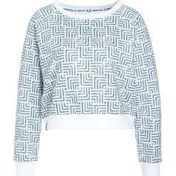 Bluzy rozpinane damskie: B ACTIVE by Beachlife CROPPED SWEATER Bluza tiles