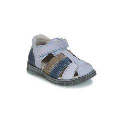 Sandały Dziecko  Citrouille et Compagnie  FRINOUI. Niebieskie sandały chłopięce Citrouille et Compagnie. Za 119,20 zł.