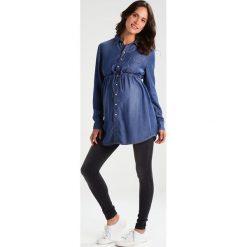 Koszule wiązane damskie: 9Fashion MAPENA Koszula indigo