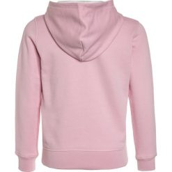 GANT FULL ZIP HOODIE Bluza rozpinana shadow rose. Czerwone bluzy dziewczęce rozpinane GANT, z bawełny. Za 379,00 zł.
