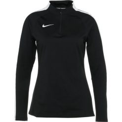 Nike Performance Koszulka sportowa black/white. Czarne t-shirty damskie Nike Performance, m, z materiału, z długim rękawem. Za 159,00 zł.