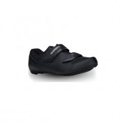 Buty na rower szosowy RP1. Czarne buty skate męskie marki Asics, do piłki nożnej. Za 259,99 zł.